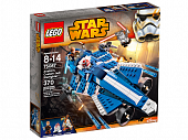 Lego Star Wars 75087 Anakin's Custom Jedi Starfighter's