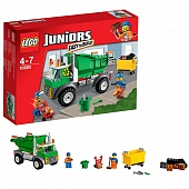 Lego Juniors 10680 Garbage Truck Мусоровоз