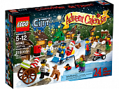 Lego City 60063 City Advent Calendar