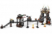 Lego Indiana Jones 7199 The Temple of Doom Храм Судьбы