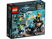 Lego Ultra Agents 70160 Riverside Raid Прибрежный рейд
