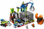 Lego Power Miners  8191 Monster Jail Тюрьма Лаватрас