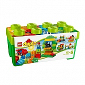 Lego Duplo 10572 All-in-One-Box-of-Fun Механик