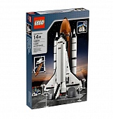 Lego Exclusive 10231 Shuttle Expedition Космический шаттл