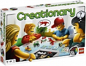 Lego Games 3844 Creationary Творчество