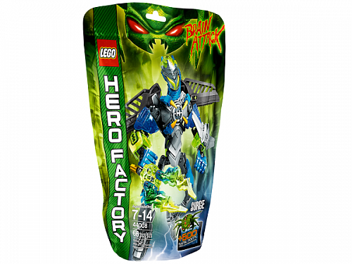 Lego Hero Factory 44008 SURGE СЁРДЖ