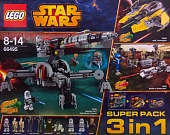 Lego Star Wars 66495 Star Wars Value Pack