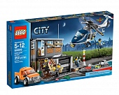 Lego City 60009 Helicopter Arrest