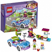 Lego Friends 41091 Mia's Sports Car Кабриолет Мии
