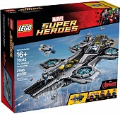 Lego Super Heroes 76042 UCS Helicarrier