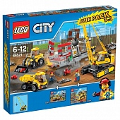 Lego City 66521 Demolition Super Pack