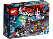 Lego Movie 70818 Double-Decker Couch Двухъярусный диван