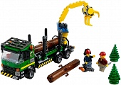 Lego City 60059 Logging truck Лесовоз