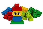 Lego Duplo 5586 Basic Bricks with Fun Figures