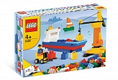 Lego 6186 Build Your Own LEGO Harbor Построй свой собственный порт из LEGO