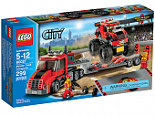Lego City 60027 Monster Truck Transporter Транспортёр монстрогрузовика