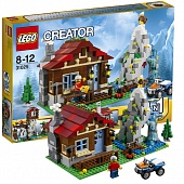 Lego Creator 31025 Mountain Hut Домик в горах