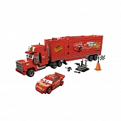 Lego Cars 8486 Mack's Team Truck Трейлер Мака