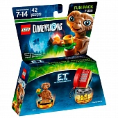 Lego Dimensions 71258 E. T. Fun pack