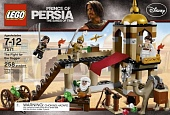 Lego Prince of Persia 7571 Fight for the Dagger Битва за кинжал
