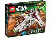 Lego Star Wars 75021 Republic Gunship Республиканский истребитель