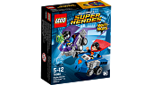 Lego Super Heroes 76068 Mighty Micros: Супермэн против Биззаро