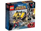 Lego Super Heroes 76002 Superman Metropolis Showdown Схватка за Метрополис