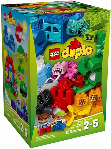 Lego Duplo 10622 Large Creative Box