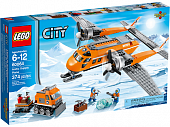 Lego City 60064 Arctic Supply Plane