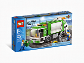 Lego City 4432 Garbage Truck Мусоровоз