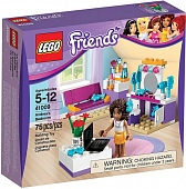 Lego Friends 41009 Andrea's Bedroom Спальня Андреа