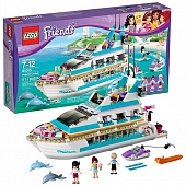 Lego Friends 41015 Dolphin Cruiser Круизный лайнер