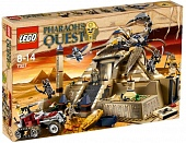 Lego Pharaoh's Quest 7327 Pyramid of the Pharaoh Пирамида Фараона