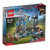 Lego Jurassic World 75920 Raptor Escape (Побег раптора)