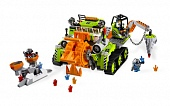 Lego Power Miners  8961 Crystal Sweeper Уборщик кристаллов