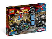 Lego Super Heroes 6873 Spider-Man's Doc Ock Ambush