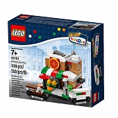 Lego Exclusive 40181 Bricktober Pizza Place