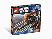 Lego Star Wars 7915 Imperial V-wing Starfighter Звездный истребитель Империи