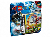 Lego Legends of Сhima 70100 Ring of Fire Кольцо Огня