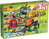 Lego Duplo 66524 Train Super Pack 3-in-1