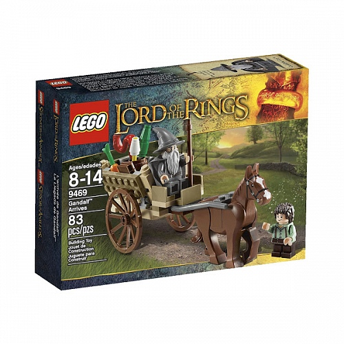 Lego Lord of the Rings 9469 Gandalf Arrives Прибытие Гендальфа