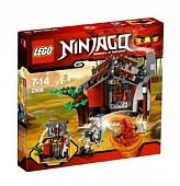 Lego Ninjago 2508 Blacksmith Shop Кузница