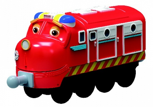 Chuggington LC54117 Паровозик Уилсон-патруль