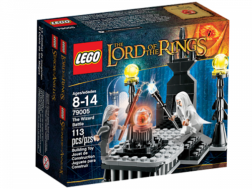 Lego Lord of the Rings 79005 The Wizard Battle Поединок магов