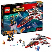 Lego Super Heroes 76049 Avenjet Space Mission