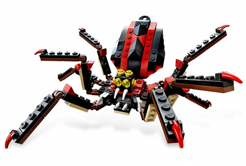Lego Creator 4994 Fierce Creatures Свирепые создания