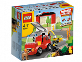 Lego 10661 My First LEGO Fire Station Тушение пожара