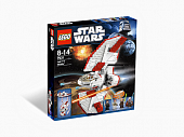 Lego Star Wars 7931-2 Jedi T-6 Shuttle Шаттл джедаев Т-6