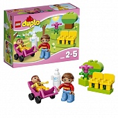 Lego Duplo 10585 Mother with Baby Мама и малыш