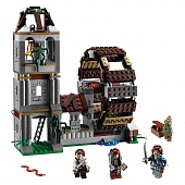 Lego Pirates of the Caribbean 4183 The Mill Мельница